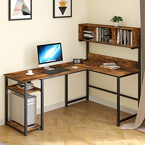 Editors' Choice: YITAHOME L-Shape Modern Computer Desk