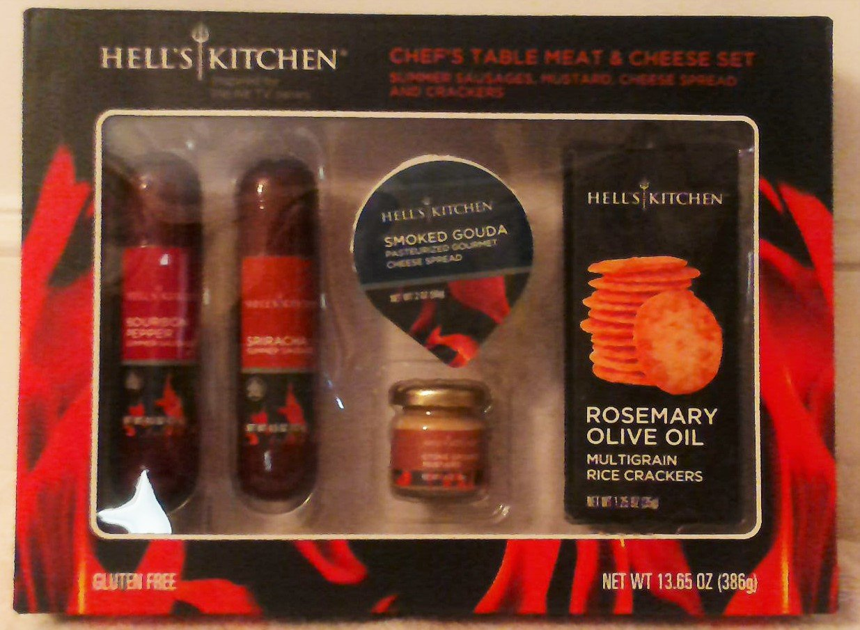 Amazon Com Hell S Kitchen Chef S Table Meat Cheese