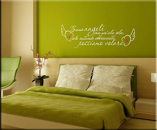Excellent adesivi da parete camera da letto adesivi murali - Decorazioni muro camera da letto ...
