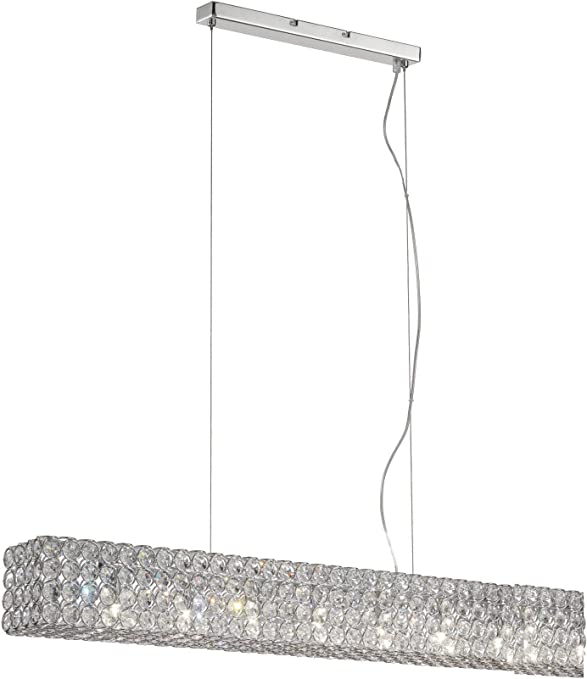 Luminaire suspension Ideal Lux ADMIRAL SP7 CROMO: