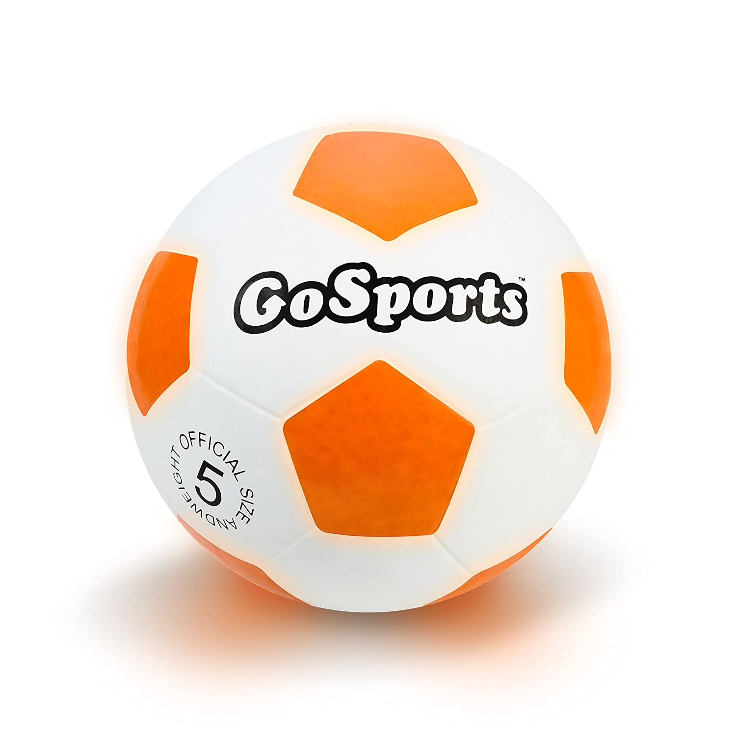 GoSports LED Light up Soccer Ball SB-LED-01