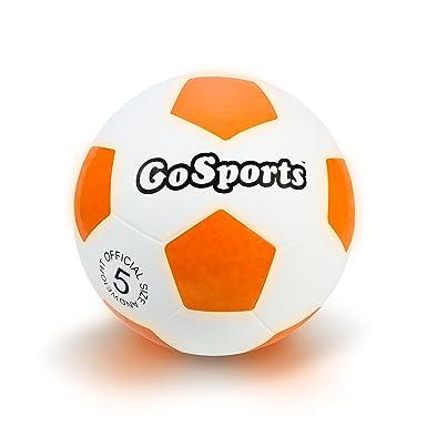 GoSports LED luz de balón de fútbol: Amazon.es: Ropa y accesorios