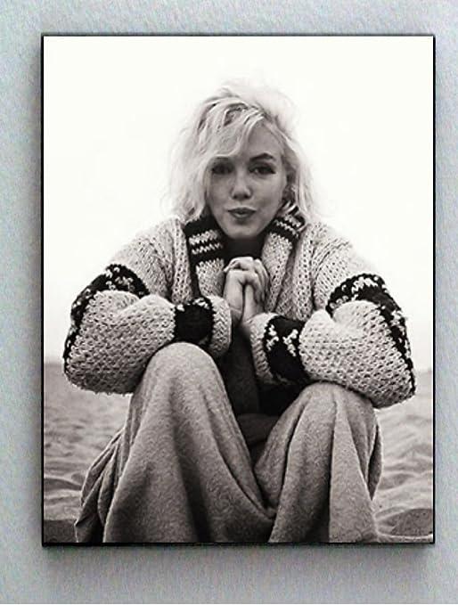 Jumbo 8.5 X 11 Giclée Print Rare Framed Last Marilyn Monroe Photo