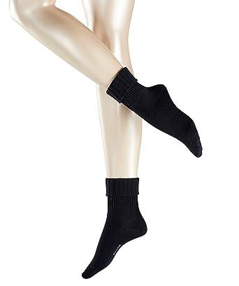 Womens Striggings Rib Socks, Opaque Falke