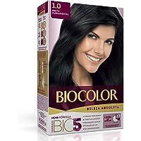 Kit Coloração Creme 1.0, Biocolor