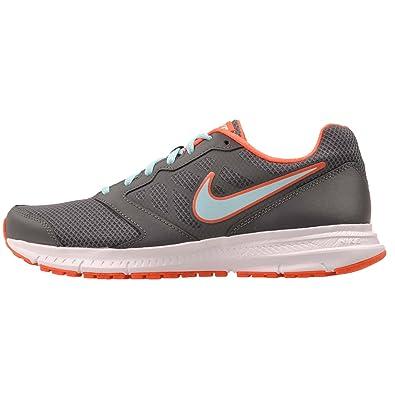 Nike Women's Wmns Downshifter 6, Hyper Grey / Cooper - Hyper Orange, ...