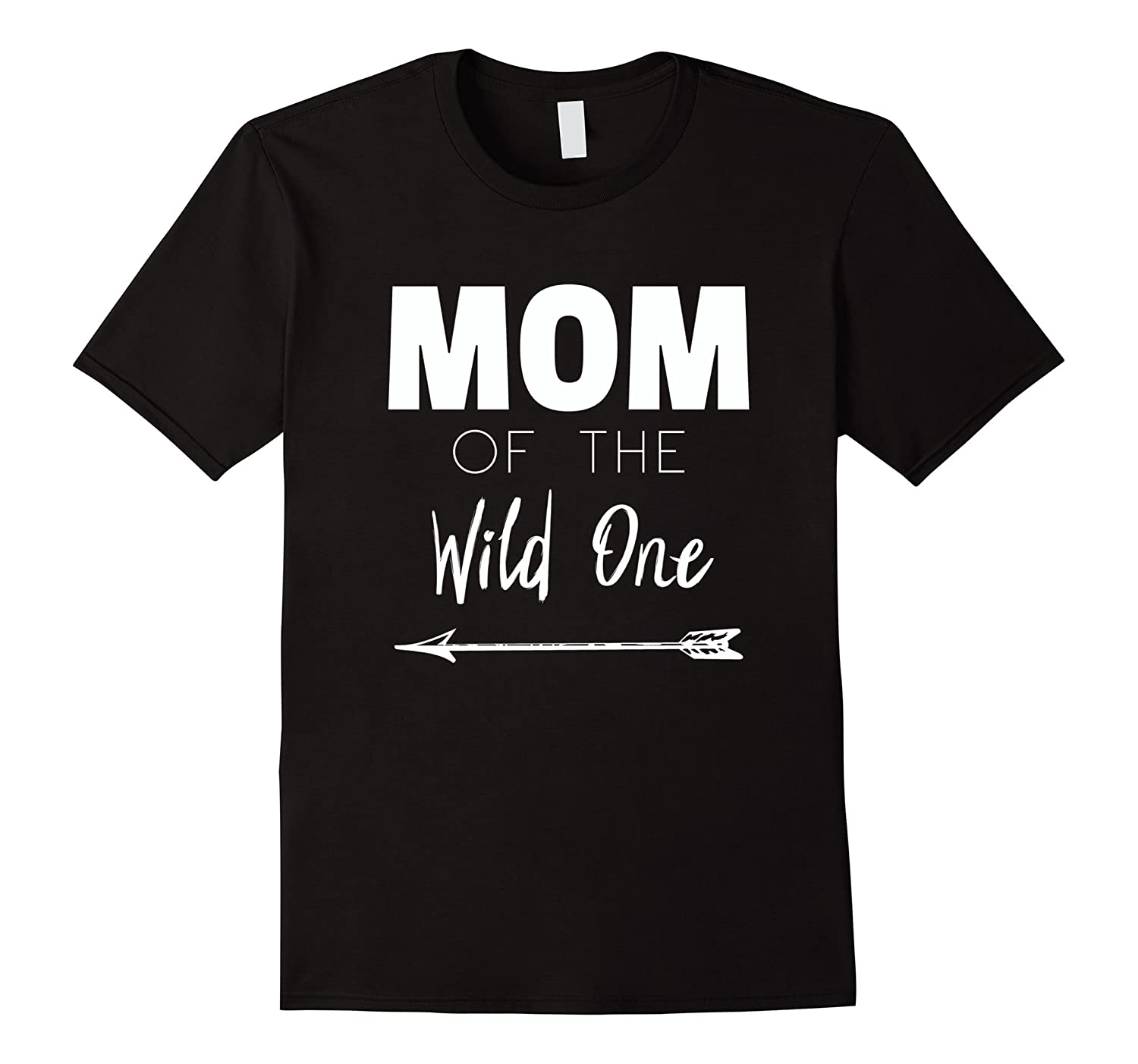 08bbc5a2 Womens Mom Of The Wild One Mother Couples T-Shirts-CL – Colamaga