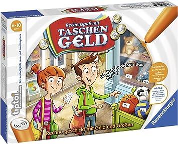 Ravensburger tiptoi 007790 Niños Juego de Mesa de Aprendizaje - Juego de Tablero (Juego de Mesa de Aprendizaje, Niños, 20 min, 30 min, Niño/niña, 6 año(s)): Amazon.es: Juguetes y juegos