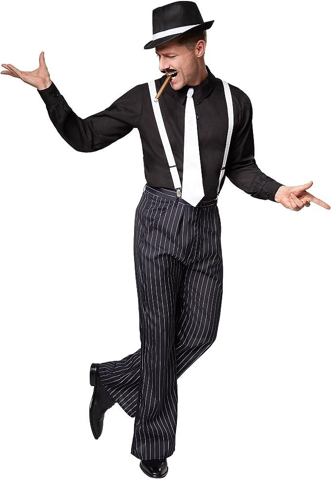 TecTake dressforfun Disfraz de Charleston Gentlemen | Incl ...