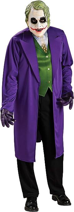 Rubies Disfraz de Joker de The Dark Knight: Amazon.es: Juguetes y ...
