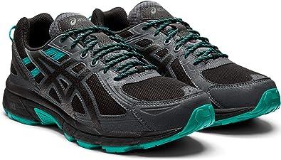 ASICS Gel-Venture 6 SPS 1021A262-001, Zapatillas de Running para Hombre, Negro 1021a262 001, 44 EU: Amazon.es: Zapatos y complementos