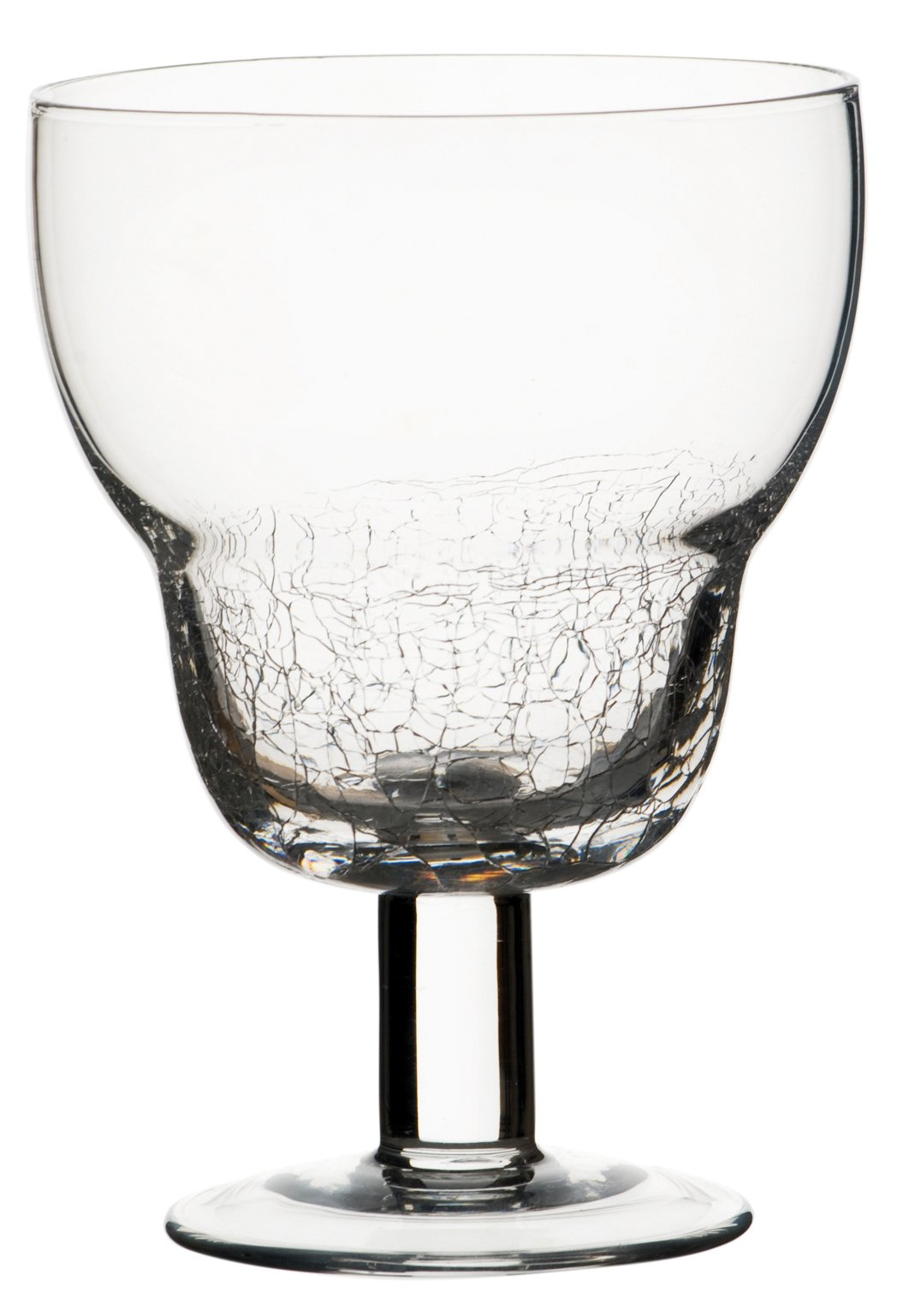 Sibo Homeconcept Bono Crackle Water Glass 40 cl (Pack of 6)