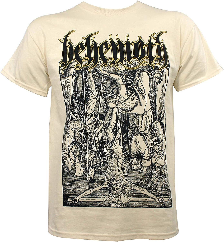 Bendu Behemoth Lvcifer Lucifer Natural Fashion Graphic Inspired T-Shirt
