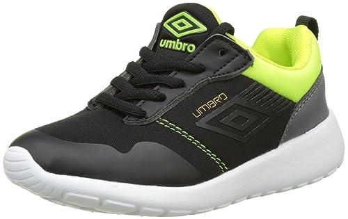 Umbro UM Chester, Zapatillas de Baloncesto para Niños, Negro (Noir ...