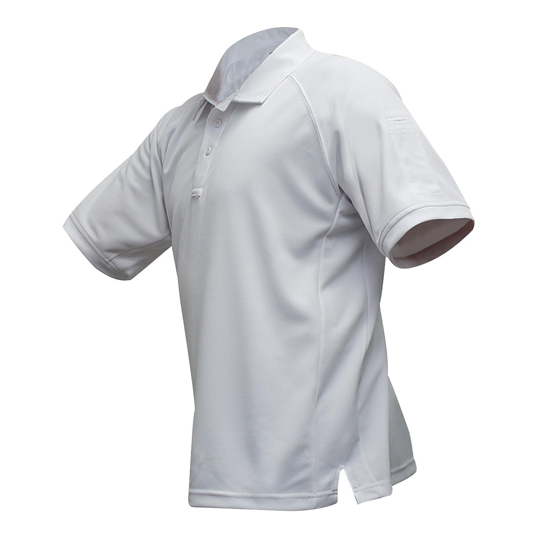Amazon.com: Vertx Men's Cold Short Sleeve Polo Shirt: Sports ...