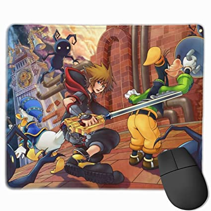 Amazon.com: Angela R Mathews Kingdom Hearts III Non-Slip ...