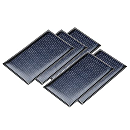Sensible New 5.5v 180ma 1w Mini Solar Panel Home & Garden