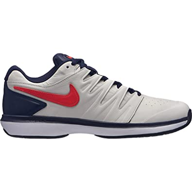 36fb561429e37 Amazon.com | Nike Air Zoom Prestige Leather Men's Tennis Shoe ...