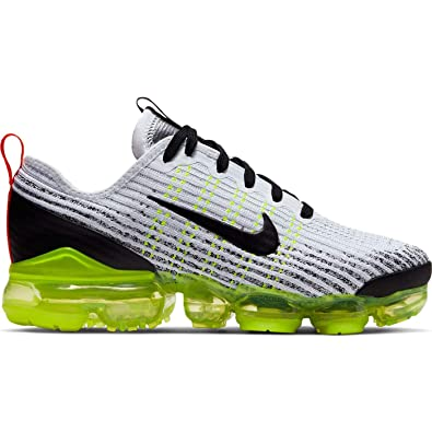 differently b40b6 16854 Amazon.com | Nike Air Vapormax Flyknit 3 (Kids) White/Black ...