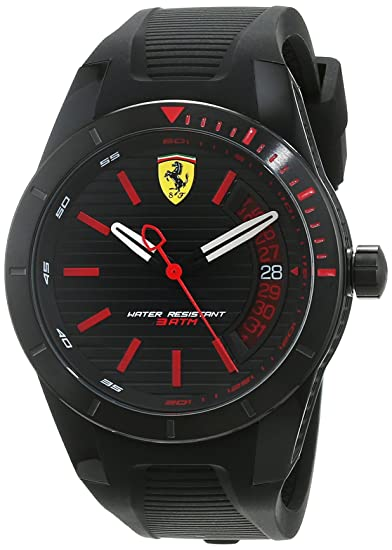 Reloj Scuderia Ferrari para Hombre 830428