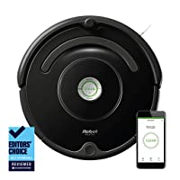 iRobot Roomba 675 Robot Vacuum-Wi-Fi Connectivity, Works with Alexa, Good for Pet...