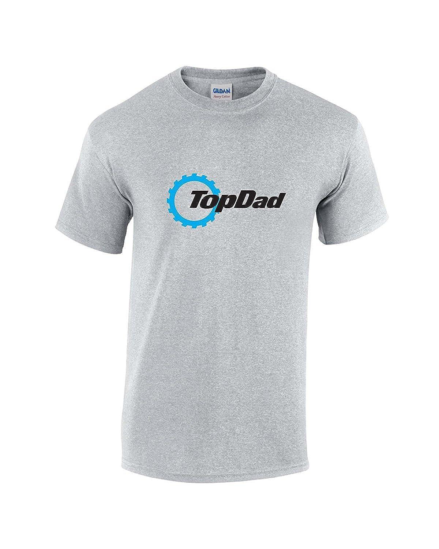 d045ffa5 Top Dad Funny Mens T Shirt: Amazon.co.uk: Clothing