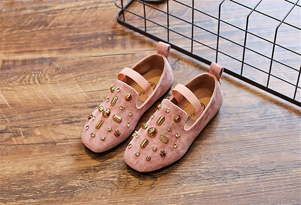 Girls Ballet Flats Shoes Slip on Fashion Casual Shoes