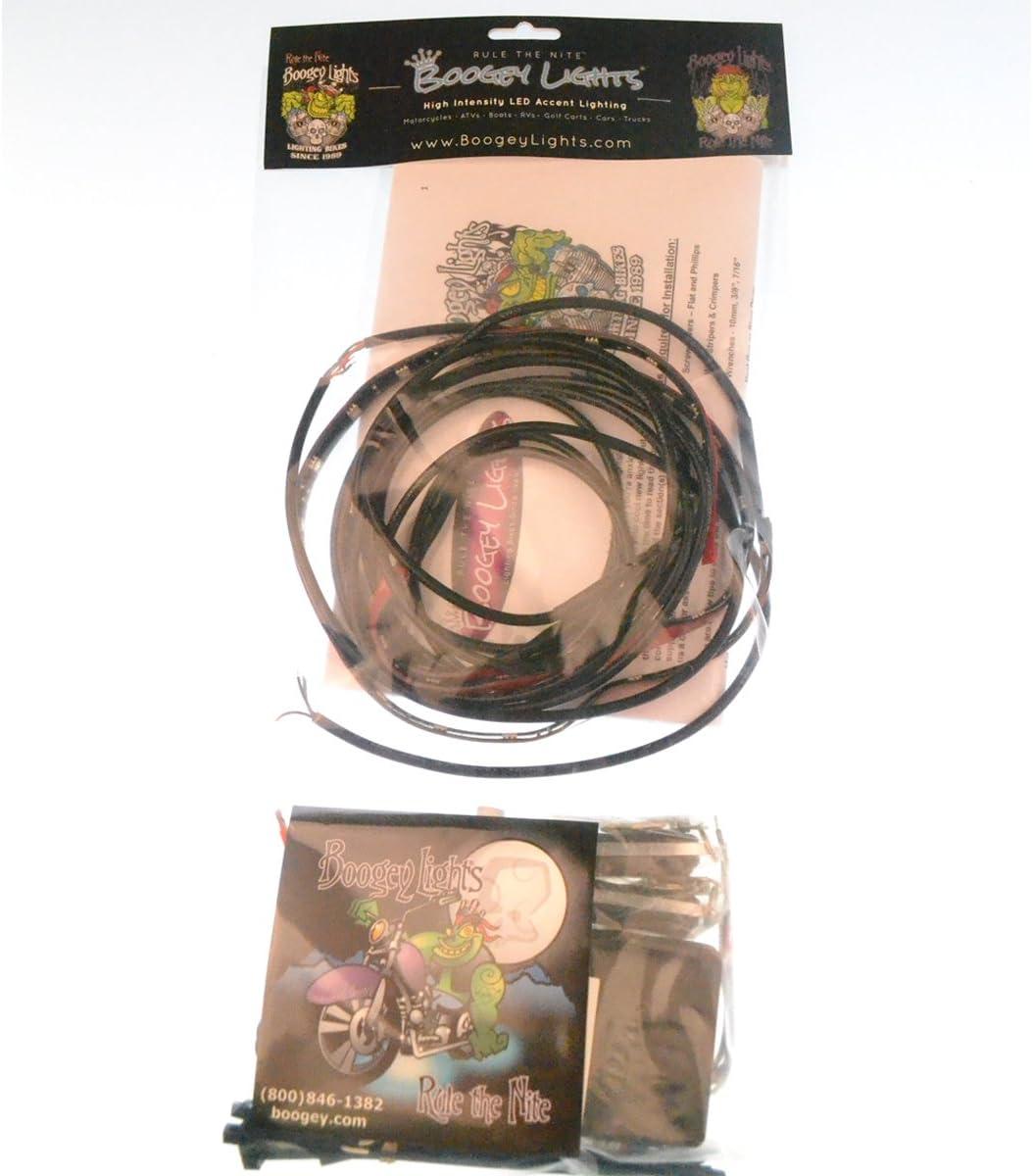 Boogey Lights KMV-VS-EK-MC-21L2 Value Series Multi-Color LED Engine Kit with Wireless RF Controller