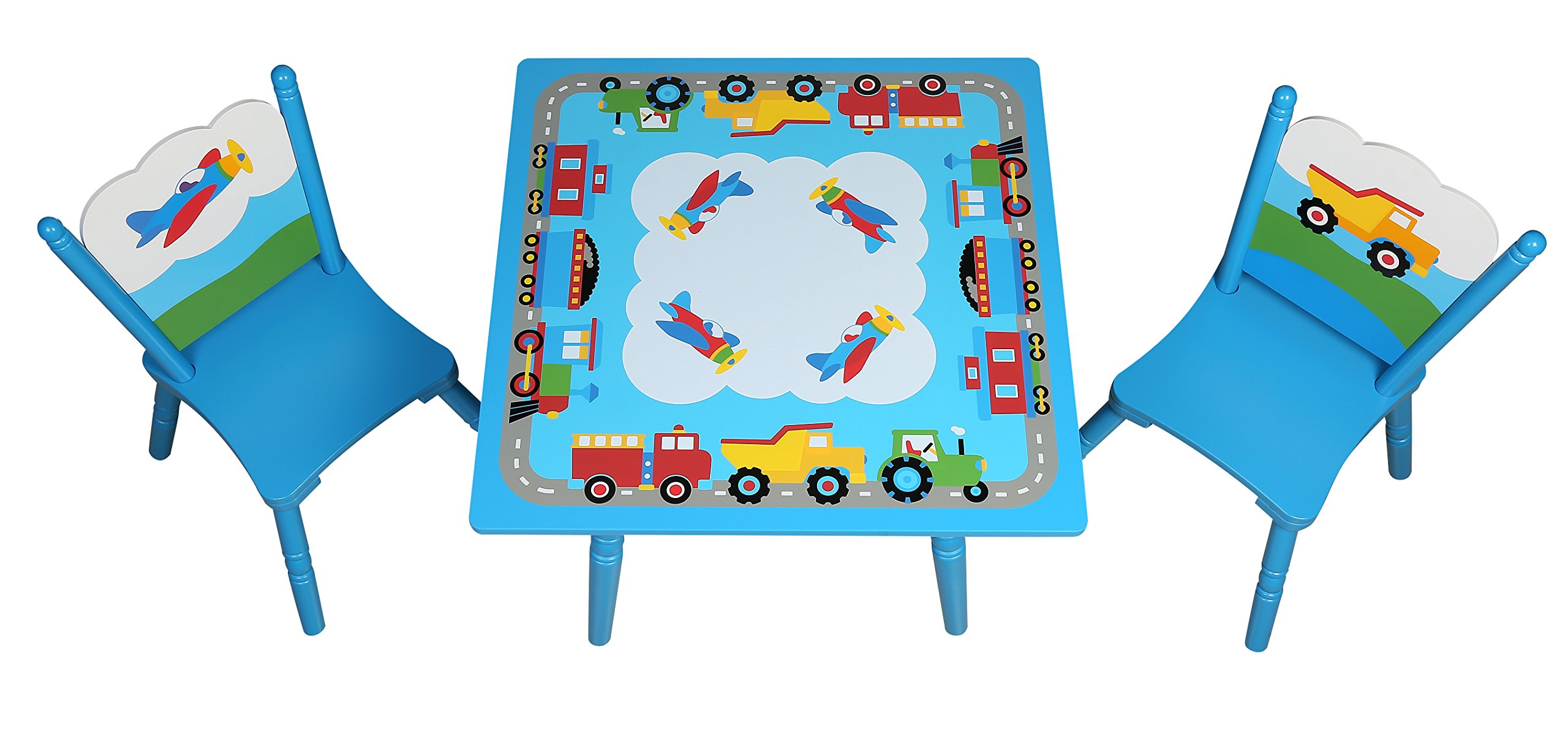 Olive Kids Trains, Planes, Trucks Table & Chair Set by Olive Kids (Image #3)