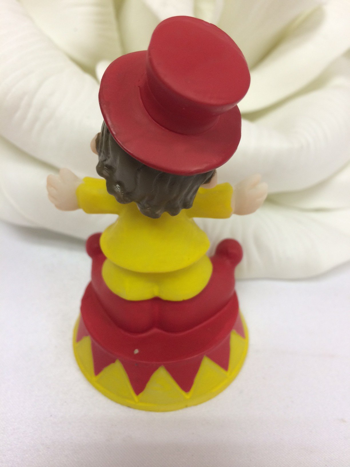 48 Birthday Circus Theme Clown Favor Decoration Cake Topper Party Supplies by onlinepartycenter