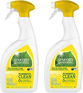 product image for Seventh Generation Natural Tub & Tile Cleaner - Emerald Cypress & Fir - 32 oz (Pack of 2)