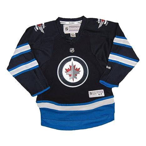 best website b61a0 1072c Winnipeg Jets Reebok Toddler Replica (2-4T) Home NHL Hockey Jersey