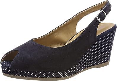 Sandals TAMARIS 1 28149 28 CognacJeans 321