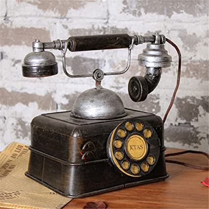 Amazon.com: Retro Vintage Telephone Continental Decoration