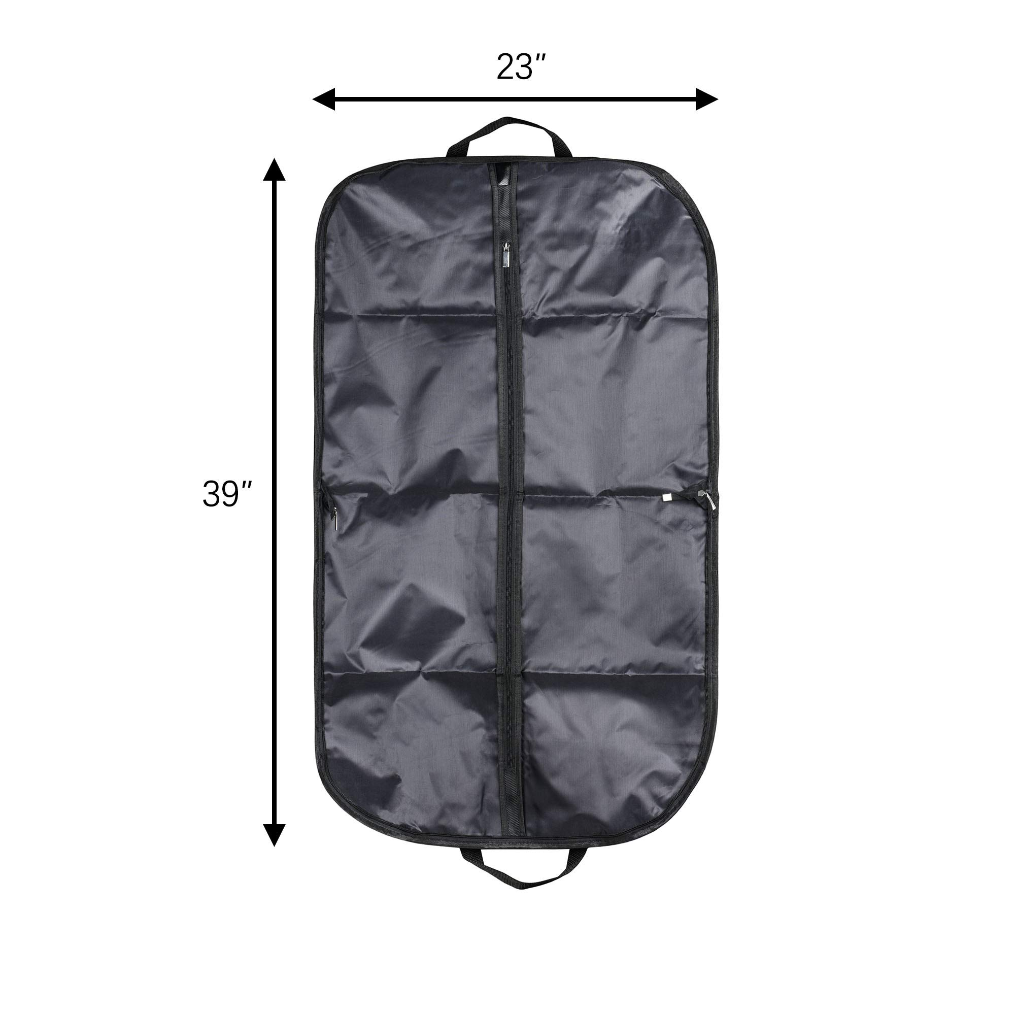 COSMOS Suit & Dress Travel Storage Garment Bag Carry Bag with Handles, 39 x 23 inches by CM (Image #3)