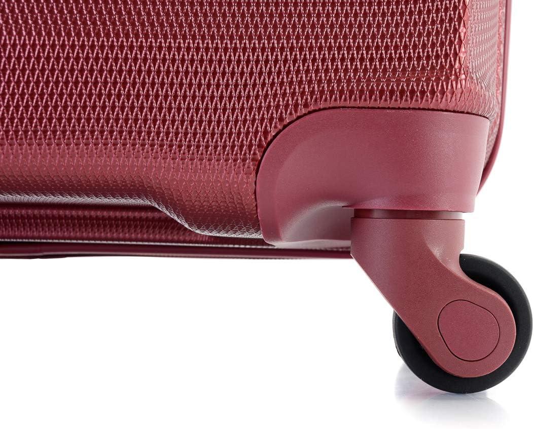 design trolley l/ég/ère Bontour Valise rigide /à 4 roulettes