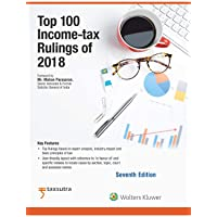 Top 100 Income-Tax Rulings of 2018