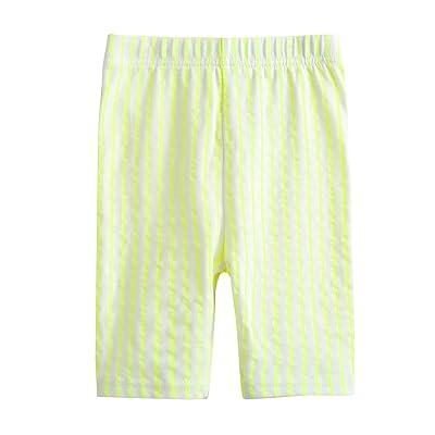 """Agibaby Boys & Girls Infant & Toddler Soft Capri Cotton Leggings """"Stripes"""""""