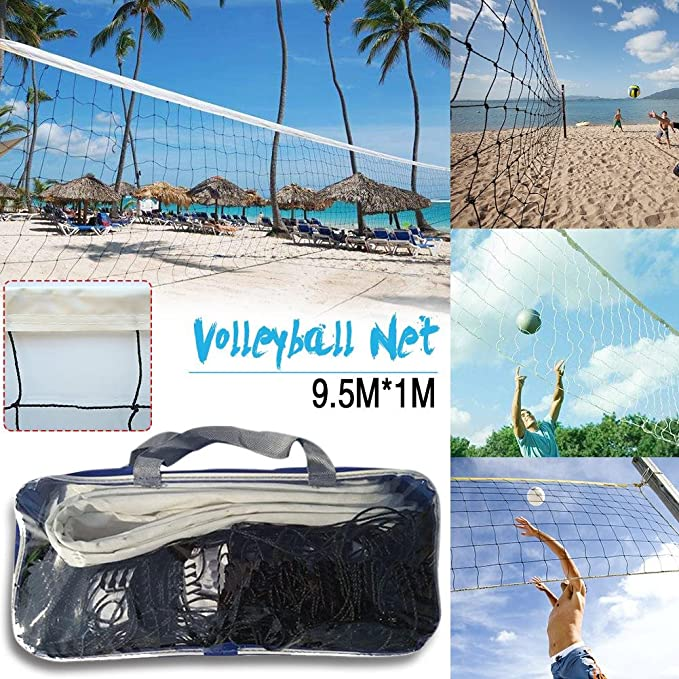 Filete Volleyball, Beatie ajustable filete Volley playa 9.5 ...