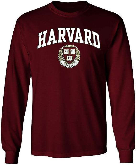 Harvard Shirt T-Shirt Sudadera Con Capucha Universidad Negocios Ropa Ropa: Amazon.es: Ropa y accesorios
