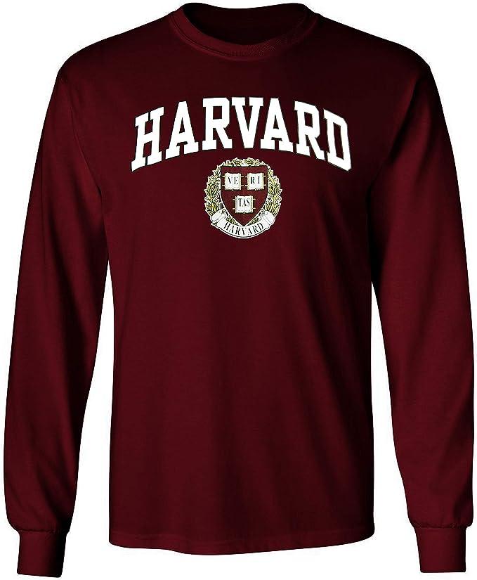 Officially Licensed by Harvard University Harvard Camiseta ...