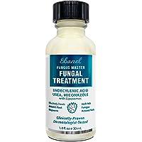 Ebanel Antifungal Treatment, 1 Oz Athletes Foot Treatment with Miconazole, Undecylenic Acid, Urea, Oregano Oil…