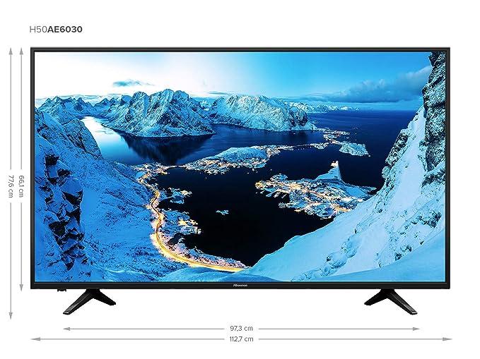 214fa705acf8c Hisense H50AE6030 - Smart TV VIDAA U