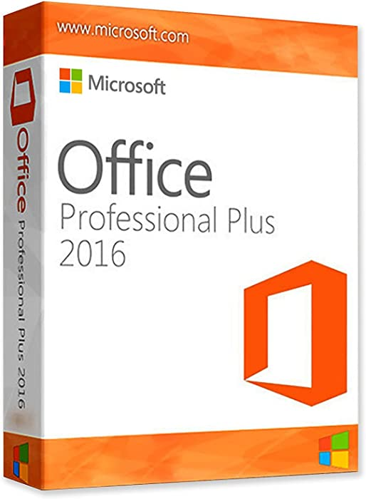Top 9 Microsoft Office 16 Professional