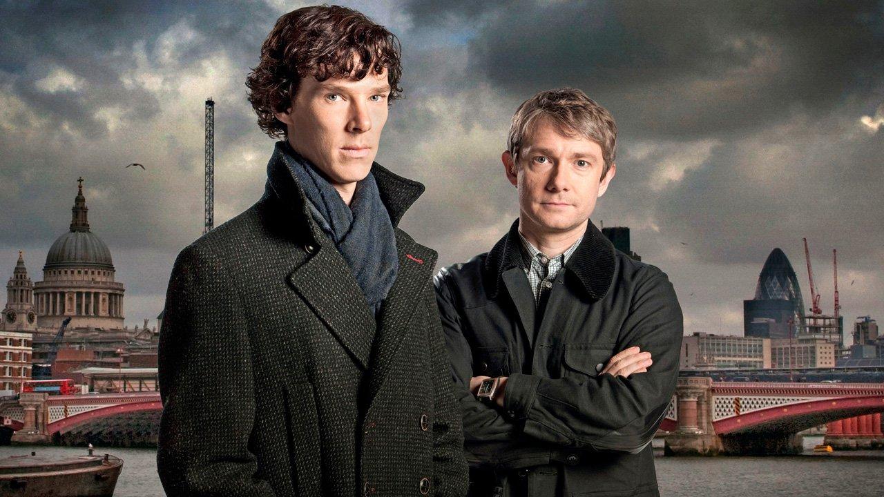 4K Blu-ray : Sherlock: Season One (4K Mastering, 2 Pack)