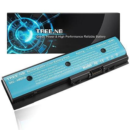 NB MO06 Batería del ordenador portátil para HP Pavilion DV4-5000 DV6-