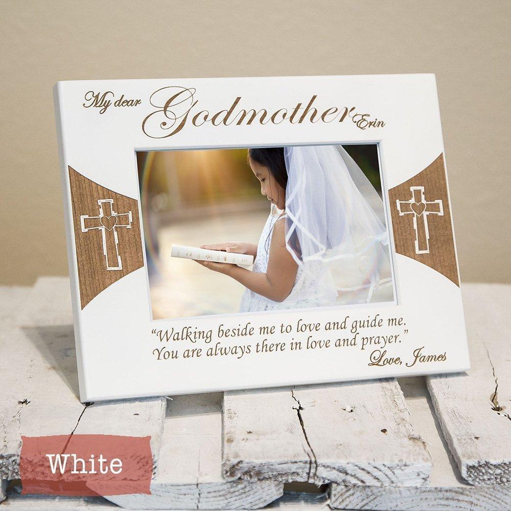 Amazon.com: Godmother Frame - Personalized Godmother Gifts ...