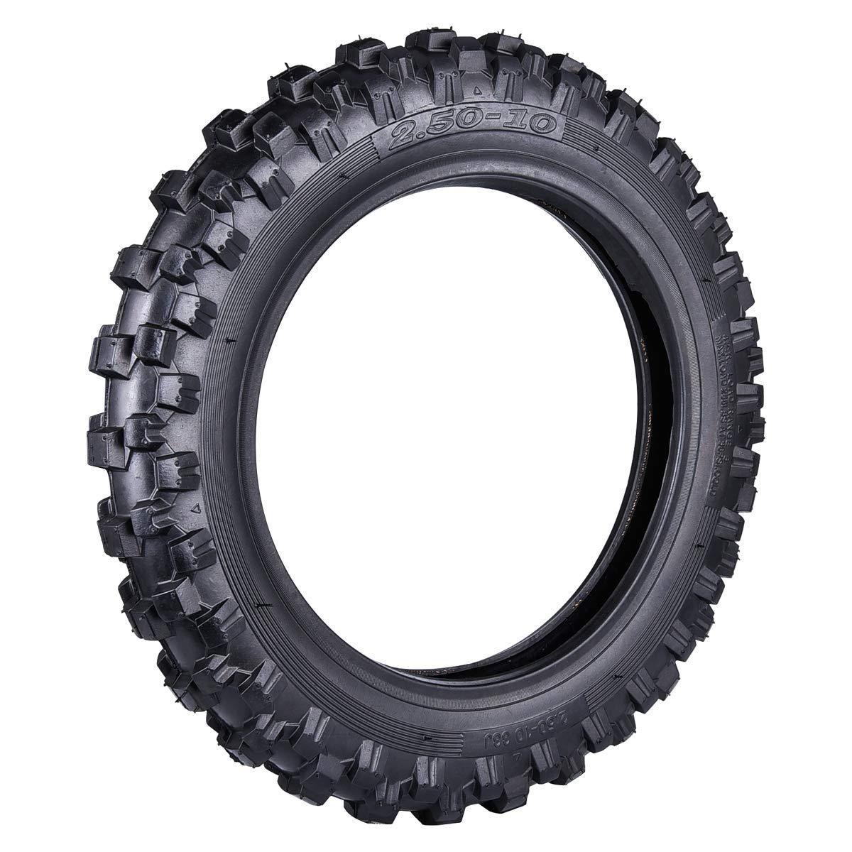 2,50-10, parte delantera o trasera, interior y suave Llanta para motocross PRO CAKEN