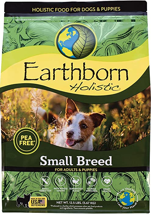 Top 9 Earthborn Holistic Large Breed Puppy Food