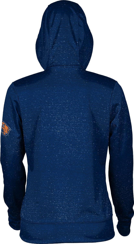 School Spirit Sweatshirt Heathered ProSphere Bucknell University Womens Pullover Hoodie